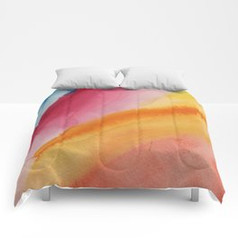 waterolor Comforters