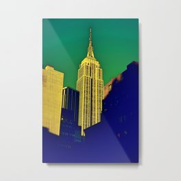 Artistic Empire Metal Print