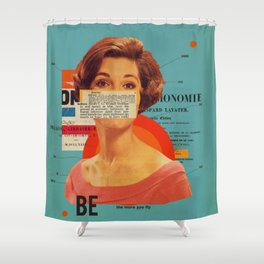 Be Shower Curtain