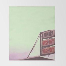 laundra  Throw Blanket