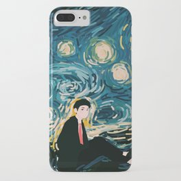 Taehyung Starry Night iPhone Case