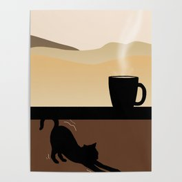 Coffee and Chill Poster