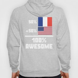 Awesome French American Hoody