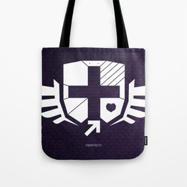 Capacity Shield Tote Bag