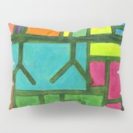 The Filling Line Pillow Sham