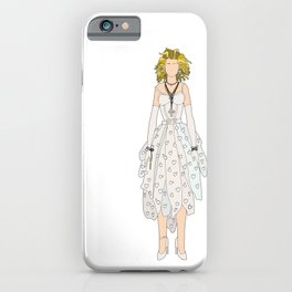 Madge 2 Like A Virgin iPhone Case