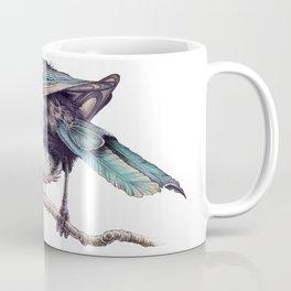 Juvenile Magpie 02 Coffee Mug