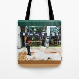 Maintenance Tote Bag