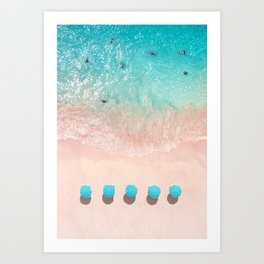 Cape Verde Art Print