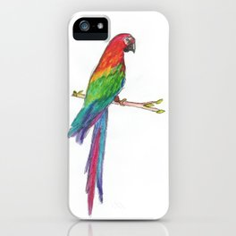 Caribe colors iPhone Case