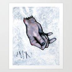 untitled (dead things 03) Art Print