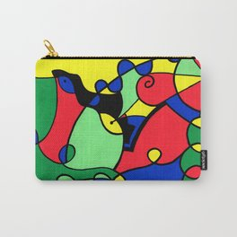 Print #11 Carry-All Pouch