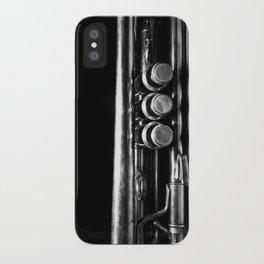 TRUMPET DETAILS iPhone Case