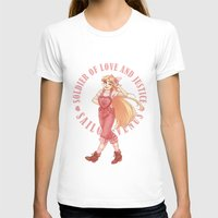 sailor venus T-shirts featuring Venus by Roots-Love