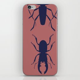 Beetle Grid V4 iPhone Skin