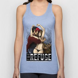 The Refuge - Cave Dwellers Unisex Tank Top