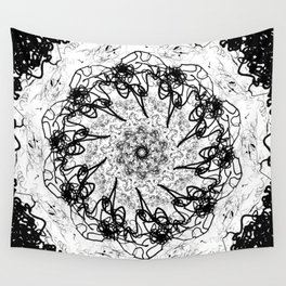 Synesthesia: Despacito (Luis Fonsi ft Daddy Yankee) Wall Tapestry