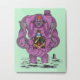 Ferryman Metal Print