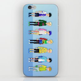 GOT7 8-bit Just Right iPhone Skin