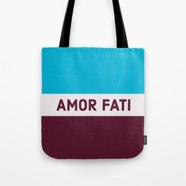 AMOR FATI - STOIC WISDOM Tote Bag