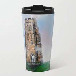 Glastonbury Tor 3 Travel Mug