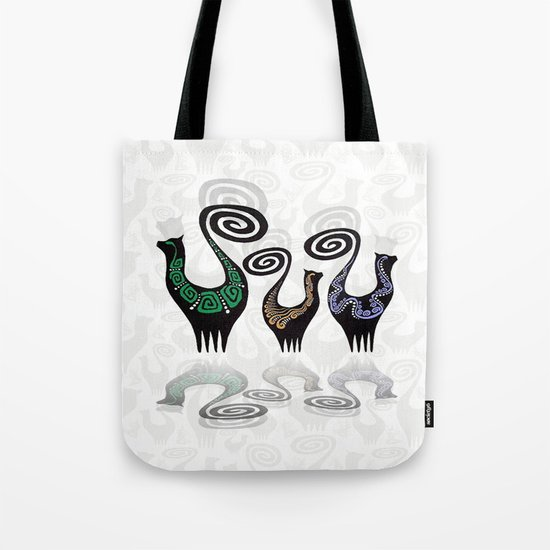SNOOTY CATS Tote Bag