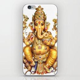 Ganesha - Hindu iPhone Skin