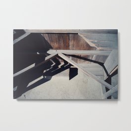 joinery Metal Print