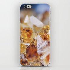 Citrine Light iPhone & iPod Skin