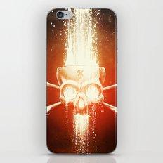 Black Smith iPhone & iPod Skin