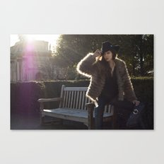 Fashion 1 Canvas Print