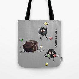 Susuwatari Tote Bag