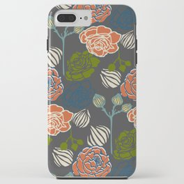 Gardenia Dark iPhone Case