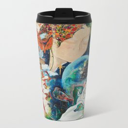 YOU ARE NOT ALONE Metal Travel Mug