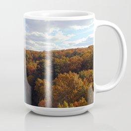 Fall Morning At Starved Rock Coffee Mug