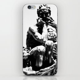 NO Mercy for the Weak iPhone Skin