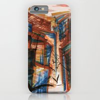 The City pt. 3 iPhone 6s Slim Case