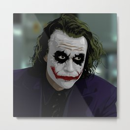 Introduce a little Anarchy Metal Print