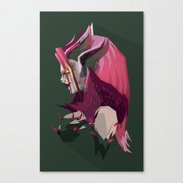 Zyra vectorART Canvas Print