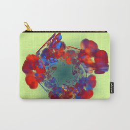 The Flower I Love Carry-All Pouch