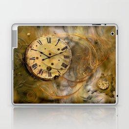 Die Zeit verfliegt ! Laptop & iPad Skin