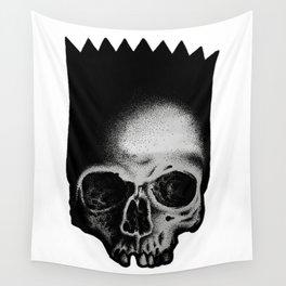 Simpson Skull Wall Tapestry