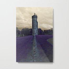 Eglinton Ruins Kilwinning Scotland  Metal Print