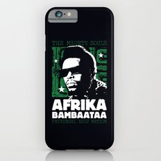 The Mighty Souls: Afrika Bambaataa iPhone 6s Slim Case