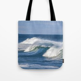 Nature's Power and Beauty - Bells Beach Tote Bag