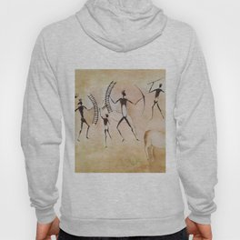 Cave art / Cave painting Hoody