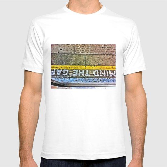 Mind the Gap- Colour Edition T-shirt