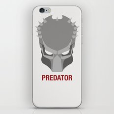 PREDATOR iPhone & iPod Skin