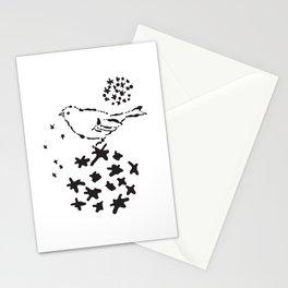 Snowbird Stationery Cards