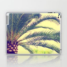 Summer feeling, palm trees in the south Laptop & iPad Skin